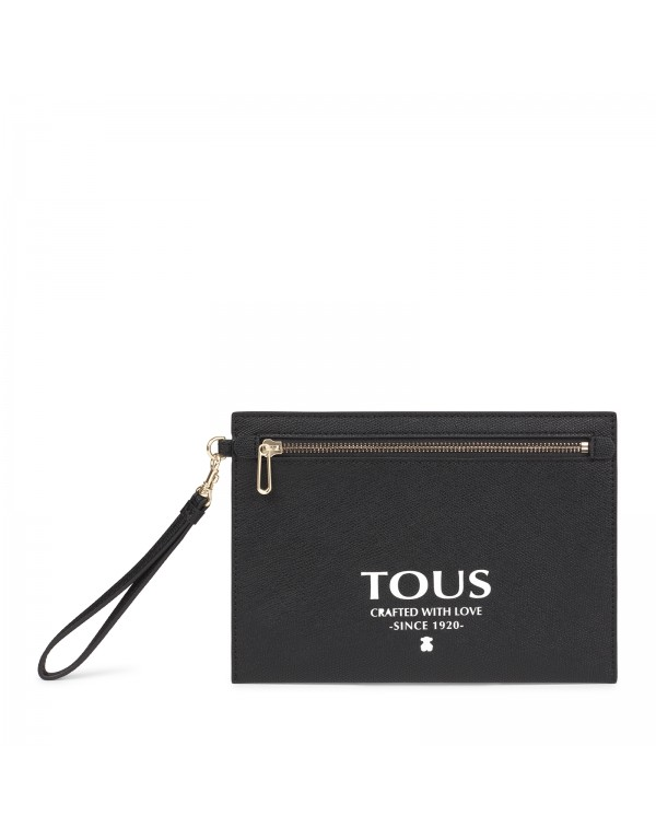CLUTCH TOUS ESSENTIAL  NEGRO